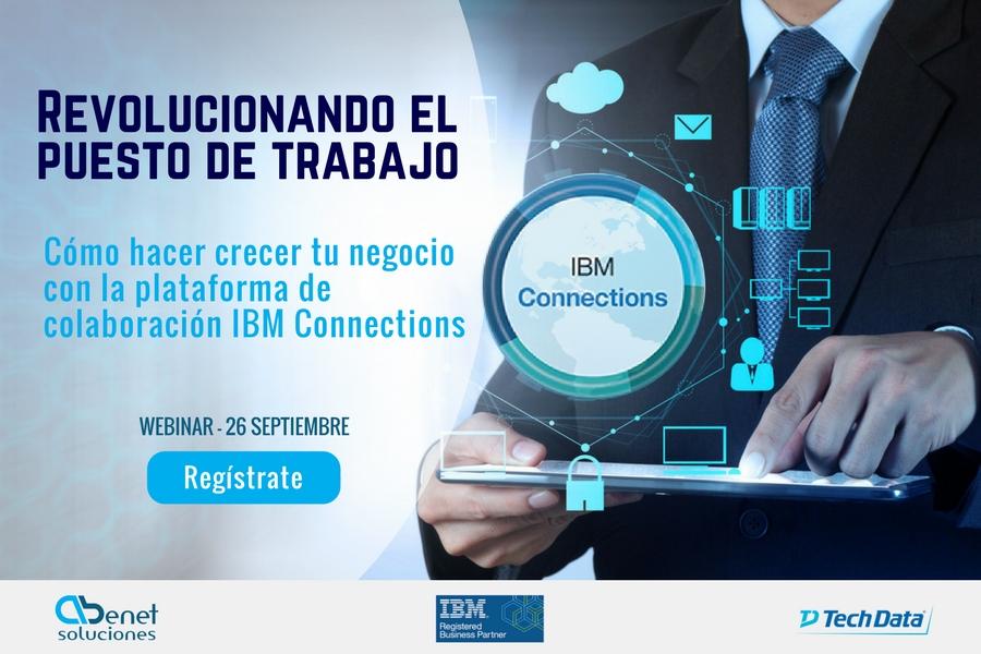 Webinar ABENET IBM Connections