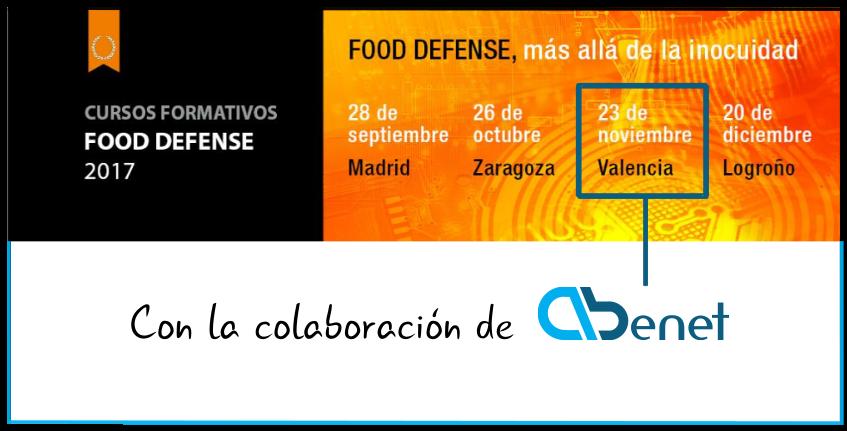 Jornada Técnica Food Defense Valencia