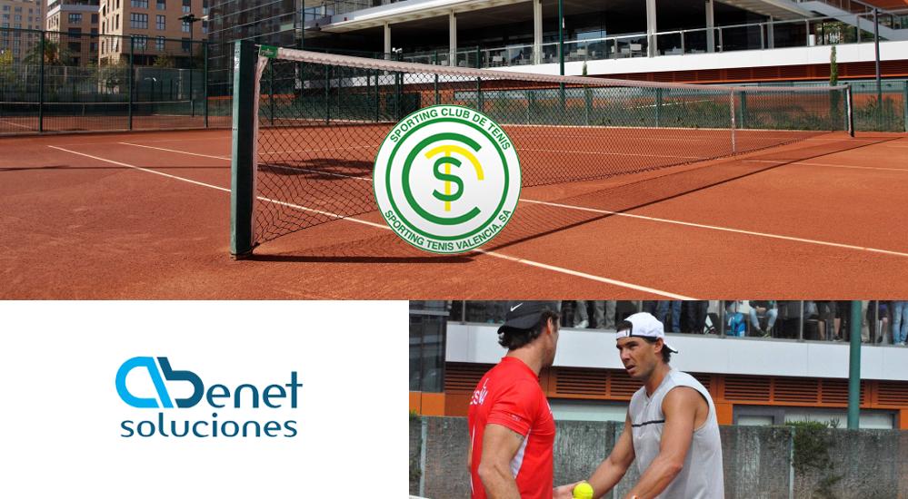 Despliegue de infrestructura wireless para Sporting Club de Tenis Valencia