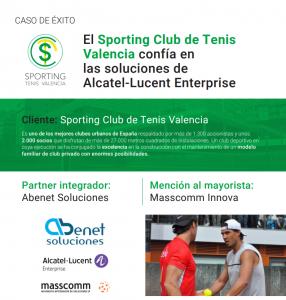 Caso de Exito Abenet Sporting Valencia