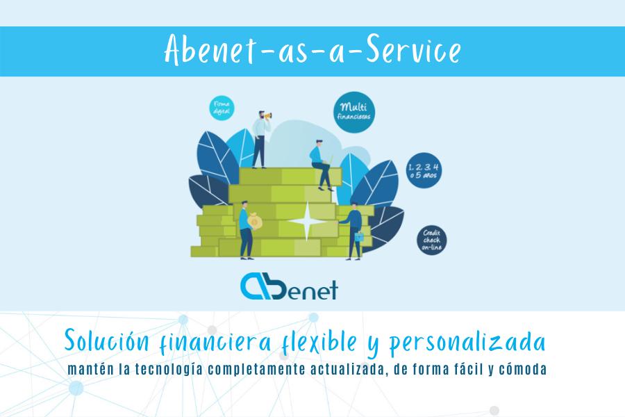 Abenet-as-a-service